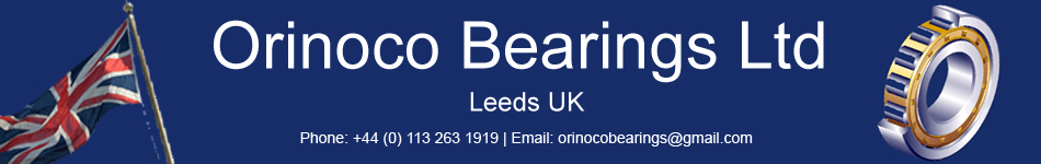 Orinoco Bearings Ltd |Leeds (UK)
